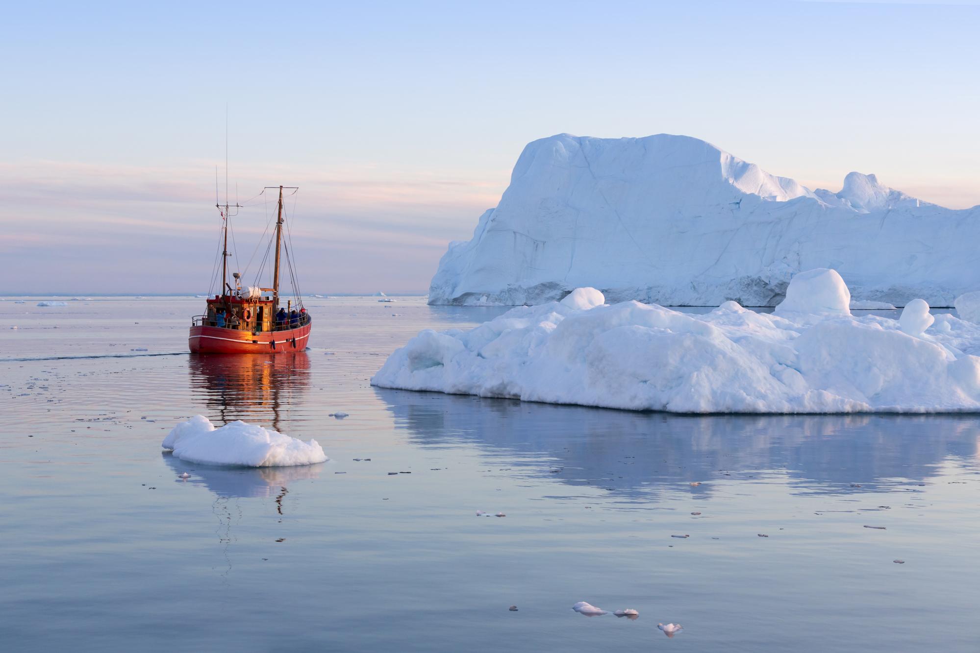 Rejs til grønland